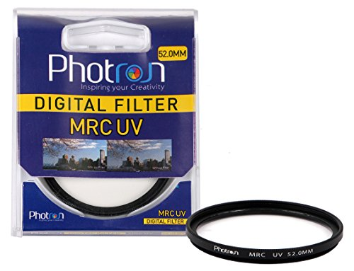 Photron 52 mm MRC UV Digital Filter Multi