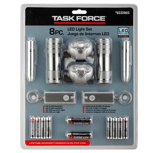 Task Force Led Light Set in US - 1