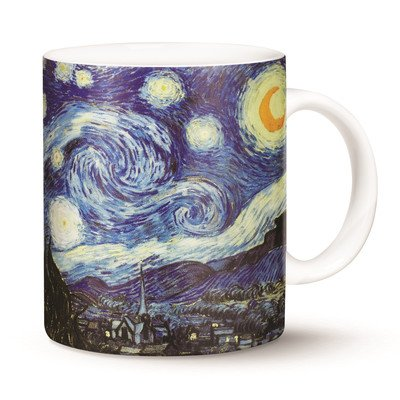 MoMA Starry Night Mug