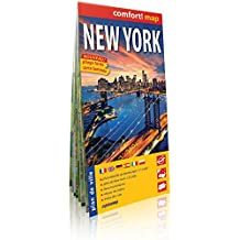 NEW YORK (FR) 1/17 500  (COMFORT !MAP LAMINE)