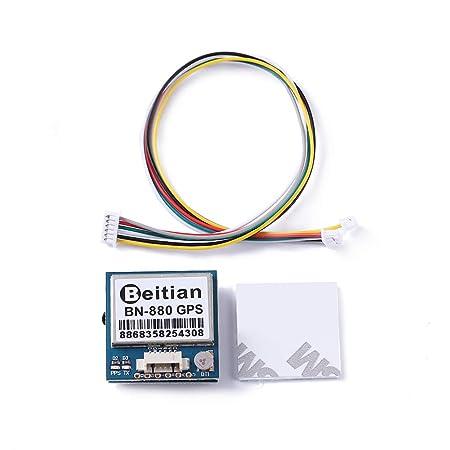 Faironly Beitian BN-880 - Módulo Doble de Control de Vuelo GPS con ...