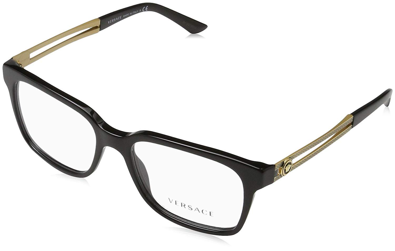 Eyeglasses Versace VE 3218 GB1 BLACK by Versace