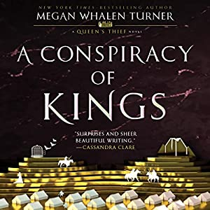 A Conspiracy of Kings Hörbuch