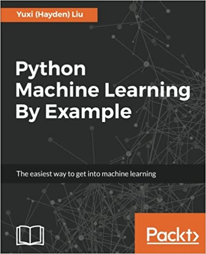 ng-book: Python Machine Learning By Example
