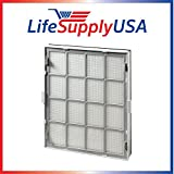 True HEPA Replacement Filter Fits Winix Ultimate 119110 Size 21 and WAC9500 by Vacuum Savings