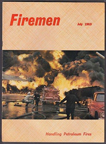 (FIREMEN Petroleum Fires; Refinery Disaster ++ 7 1969)