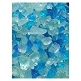 Cheap Exotic Pebble & Aggregates 10-Number Bag,  Bahama Blend Glass