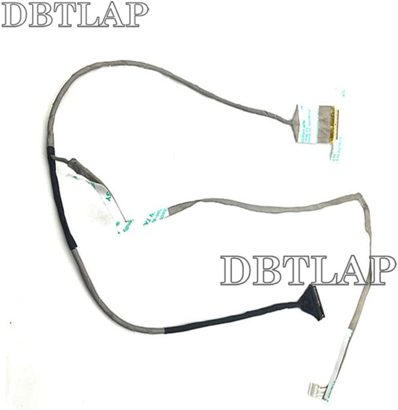 DBTLAP Screen Cable Compatible for Lenovo Y580 Y580N Y580A QIWY4 LED Video Cable DC02001I010