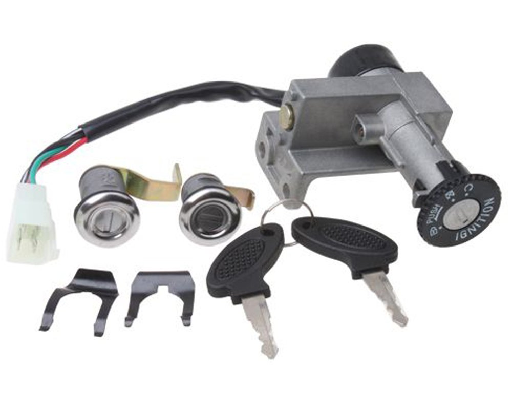Mx-M JONWAY 50QT-21 Ignition Switch Assy for 50cc Moped