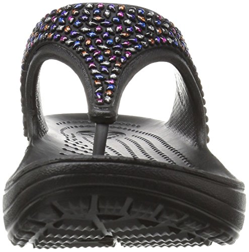 Sandalen crocs Mehrfarbig Damen Flipflops Embellished Sloane t7rT1q7
