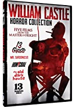 William Castle Film Collection - 5 Movie Pack: 13 Ghosts, Mr. Sardonicus, Homicidal, The Old Dark House, 13 Frightened Girls  Directed by William Castle
