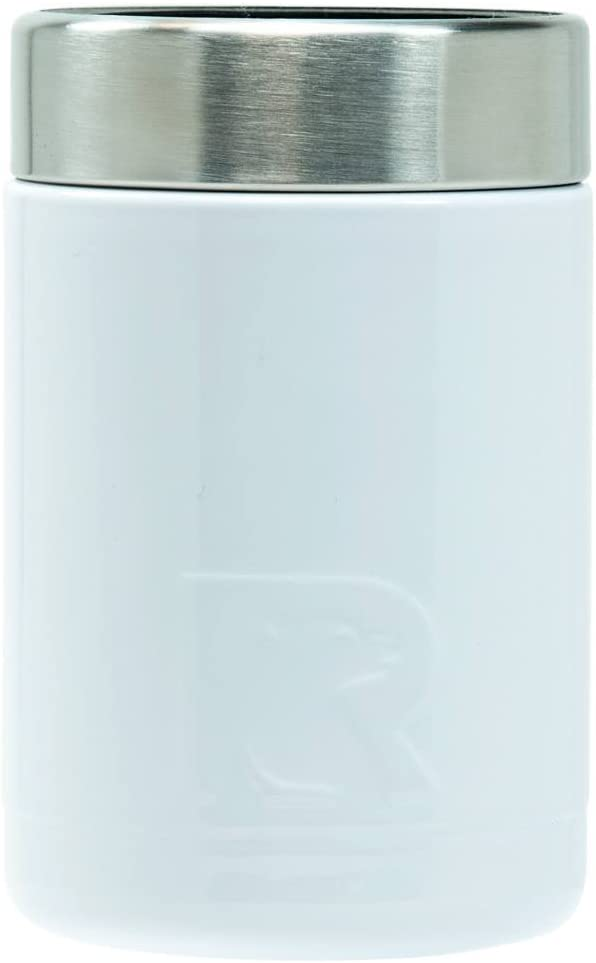 RTIC Cooler Insulated Can, 12oz, White