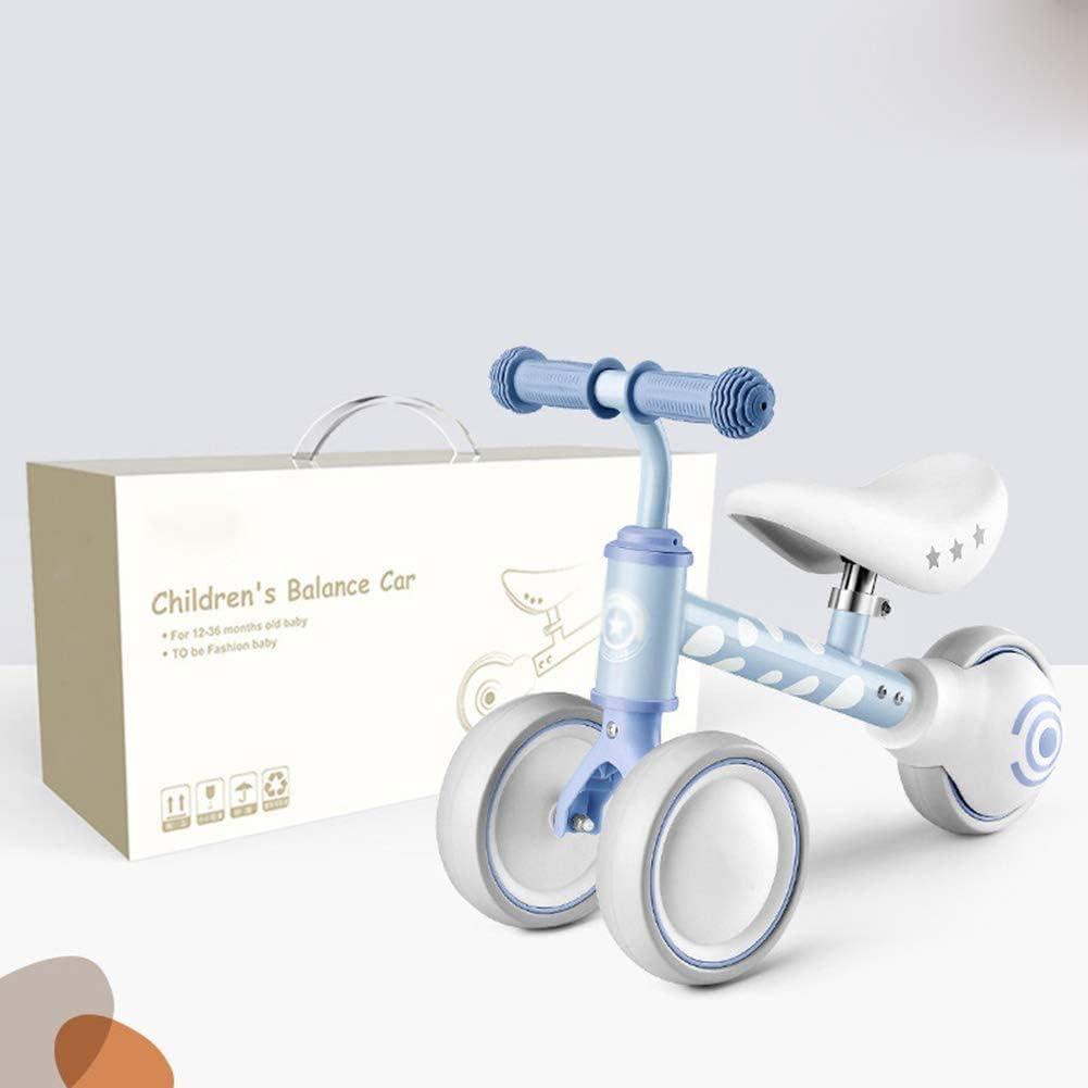 Zhihao Mutifunction Vespa Walker Equilibrio Bicicleta Triciclo for 24 Años de Edad Kid Año Nuevo Regalo de cumpleaños Regalo de los niños del bebé