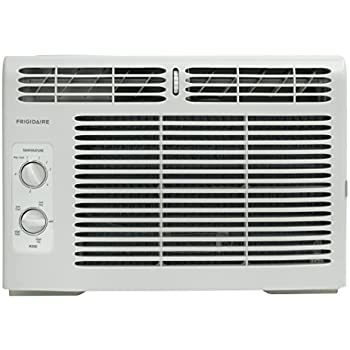 frigidaire fra082at7 8 000 btu window mounted compact room air conditioner home. Black Bedroom Furniture Sets. Home Design Ideas