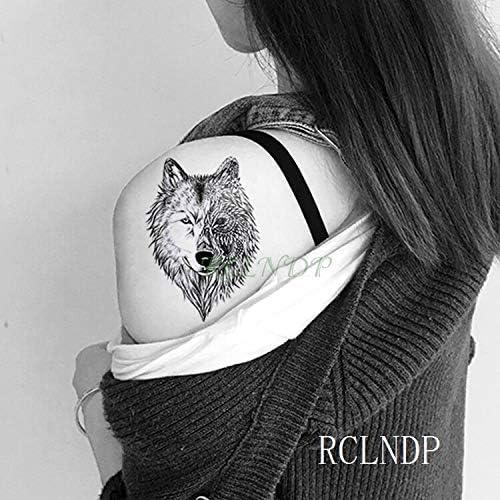 Impermeable Etiqueta engomada del Tatuaje Temporal en el Cuerpo ...