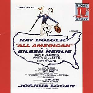 All American (1962 Original Broadway Cast)