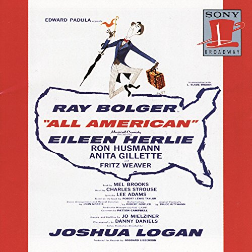 All American (1962 Original Broadway Cast) by Masterworks Broadway