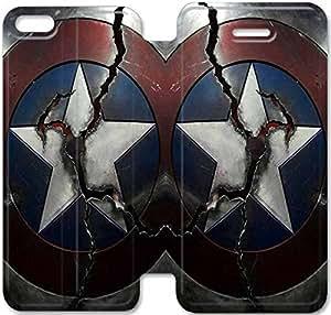 iPhone 5c funda,NSDFIUOSY4537 Flip cubierta y soporte para iPhone 5c - Avengers EDAD DE ULTRON