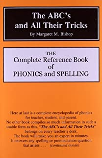 The ABC's and All Their Tricks: The Complete Reference Book of Phonics and Spelling (0880621400) | Amazon price tracker / tracking, Amazon price history charts, Amazon price watches, Amazon price drop alerts