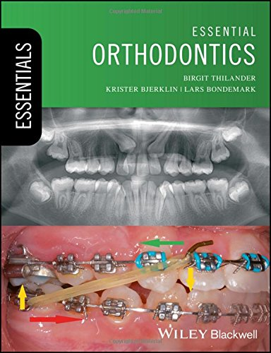 Essential Orthodontics (Essentials (Dentistry)) by Wiley-Blackwell