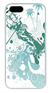 Good Pattern For SamSung Galaxy S4 Phone Case Cover White Pc Case - Nice Surfing - Surf