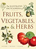 img - for The Illustrated Encyclopedia of Fruits, Vegetables, and Herbs: History, Botany, Cuisine book / textbook / text book
