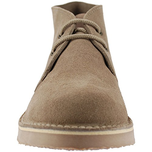 Unisex Boots Taupe Suede Original Leather Roamer Desert Red XqCnS5xWw0