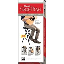 Alfred's StagePlayer All In One Guitar Stand & Stool