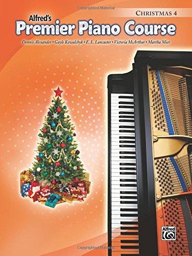 Premier Piano Course Christmas, Bk 4