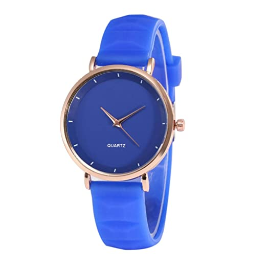 Relojes mujeres,KanLin1986 reloges deportivos relojes de silicona de mujer reloj digital dorado mujer relojes cuarzo reloj casual mujer regalos para mujer ...