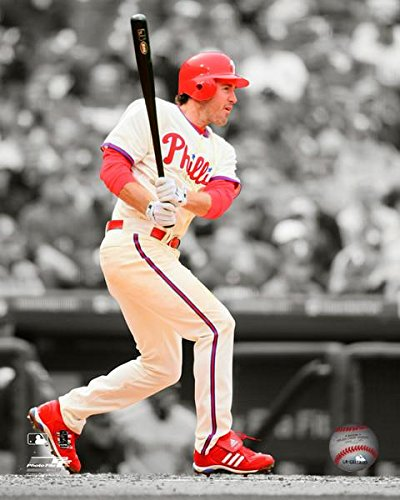 - Chase Utley Philadelphia Phillies MLB Spotlight Action Photo (8