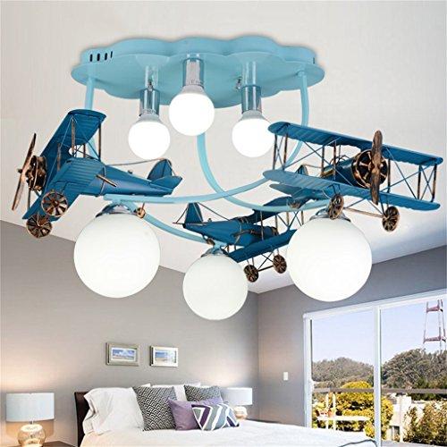 Mode Deckenbeleuchtung-WXP Kinderzimmer Deckenlampe Jungen und ...