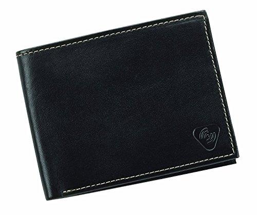 Lewis N. Clark Rfid Leather Bi-Fold Wallet