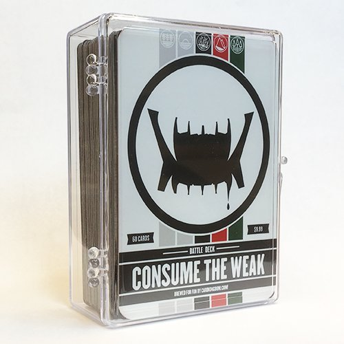 Magic: The Gathering Consume The Weak Battle Deck MTG Preconstructed Black Red Green Deck. 60 Cards. ()
