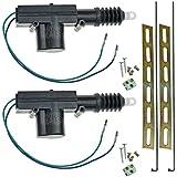 CfD® Universal Car Power Door Lock Actuator 12-Volt Motor (2 Pack)