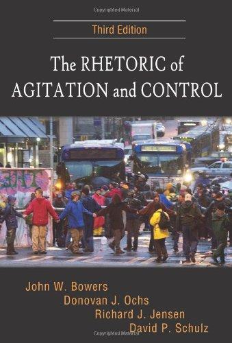Rhetoric Of Agitation+Control