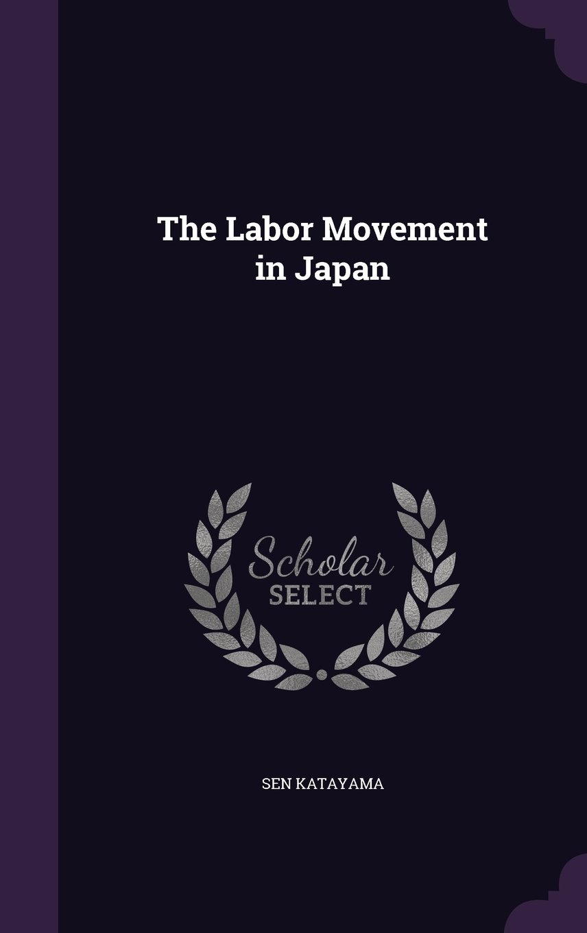 The Labor Movement in Japan ebook