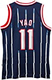 Yao Ming Houston Rockets Adidas NBA Throwback Swingman Jersey - Blue