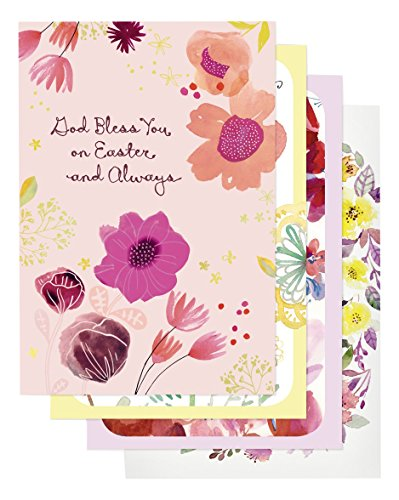 Easter - Inspirational Boxed Cards - Pink Flower for $<!--$3.38-->