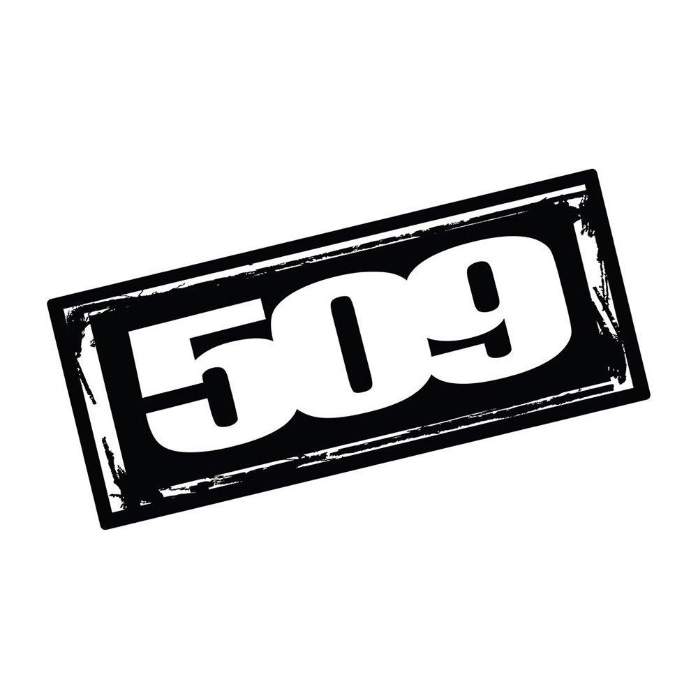 509 Altitude Carbon Fiber Helmet - Gloss Black with Fidlock (2018) - XS