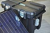 5000 Watt Portable Generator - Portable 2500 Watt 200Ah Solar Generator & Two 150 Watt Solar Panels