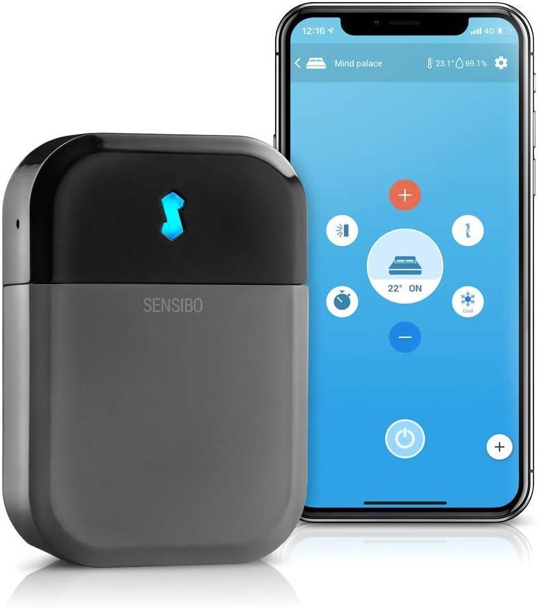 Smart AC controller Sensibo Sky Review