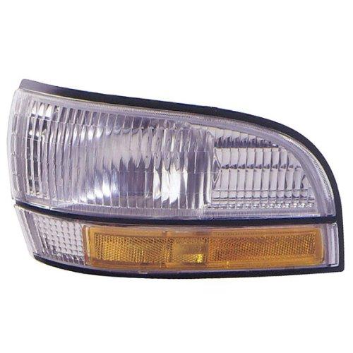 1992-1996 Buick LeSabre & 1991-1996 Park Avenue Corner Park Light Turn Signal Marker Lamp Left Driver Side (1991 91 1992 92 1993 93 1994 94 1995 95 1996 96)