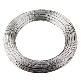 Stainless Steel Wire Cable - TOOGOO(R) 1.5mm Dia 7x7 25M ...