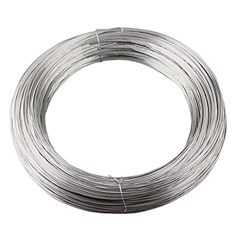 Stainless Steel Wire Cable - SODIAL(R) 1.5mm Dia 7x7 25M Length ...