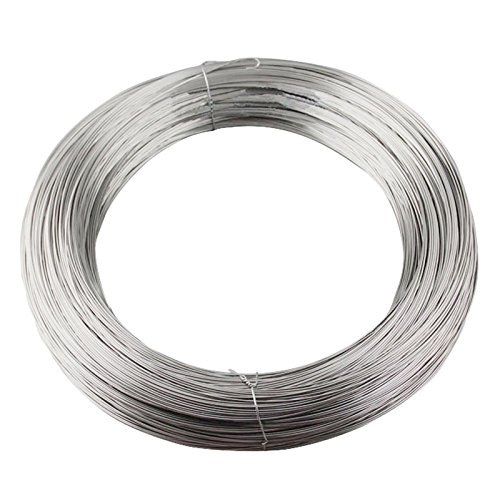 Stainless Steel Wire Cable - SODIAL(R) 1.5mm Dia 7x7 25M ...
