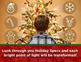 Holiday Specs 3D GLASSES-12pk Holographic