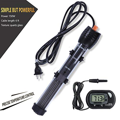 Orlushy Submersible Aquarium Heater100W150W200W300W