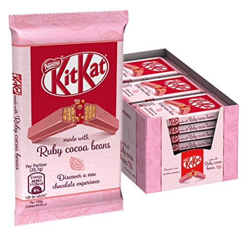 KitKat Ruby Cocoa Beans (24 x ()