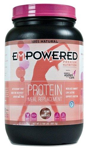 Empowered Nutrition Je poudre de protéines, rêve de chocolat, deux Pound